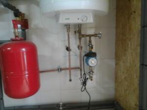 Монтаж водоснабжения для дома