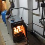 Дровяное отопление