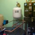 Замена котла отопления