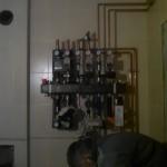 Установка теплообменника для отопления коттеджа